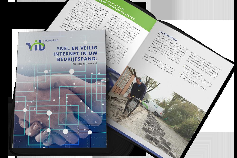 wifi netwerk aanleggen bedrijf vib netwerken